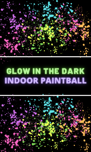 Glow Paintball